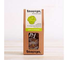 teapigs - Apple & Cinnamon [15 Tea Bags]