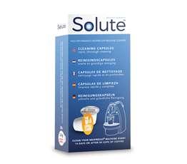 Solute capsules voor Nespresso
