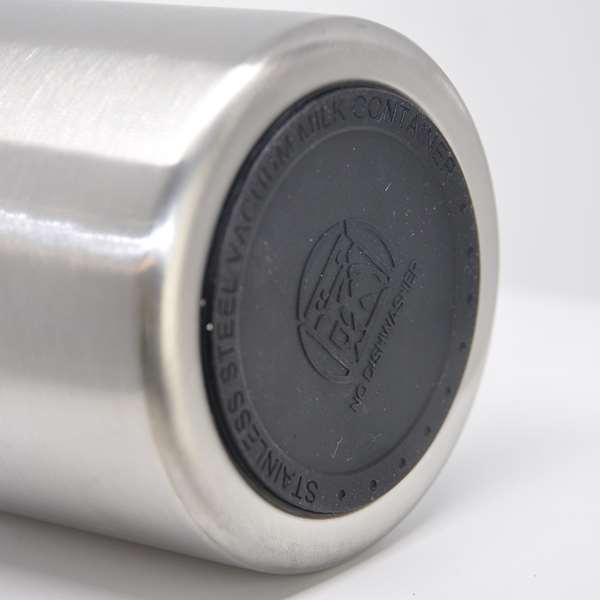 RVS melkhouder 0,6L