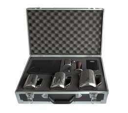 [JoeFrex] Barista tools koffer (gevuld)